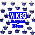 Royal Blue - Mike G