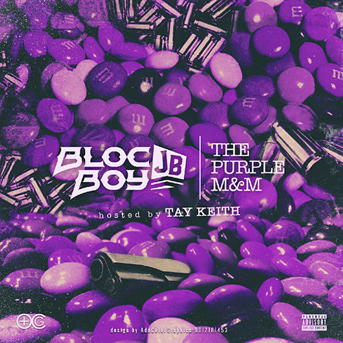 The Purple M&M - BlocBoy JB | MixtapeMonkey.com