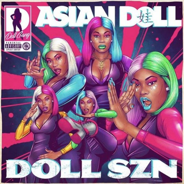 Doll SZN - Asian Doll | MixtapeMonkey.com