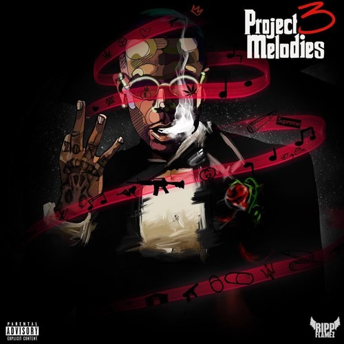 Project Melodies 3 - Ripp Flamez | MixtapeMonkey.com