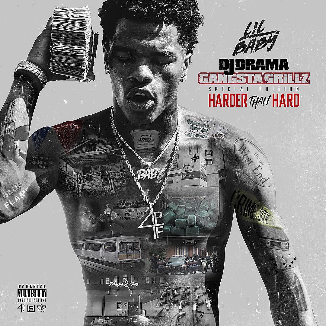 lil baby too hard download free zip