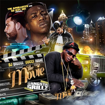 The Movie (Gangsta Grillz) - Gucci Mane | MixtapeMonkey.com