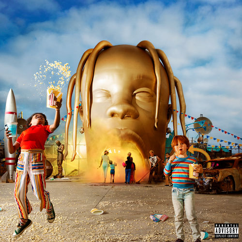 Astroworld - Travis Scott | MixtapeMonkey.com