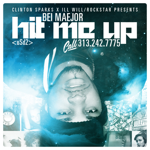 Upside Down Vol 2 - Maejor Ali | MixtapeMonkey.com