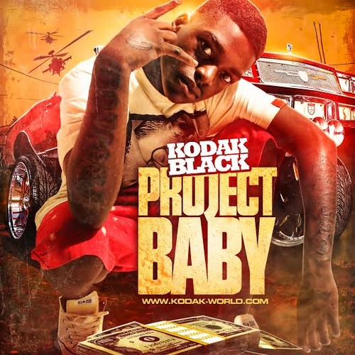 Project Baby - Kodak Black | MixtapeMonkey.com