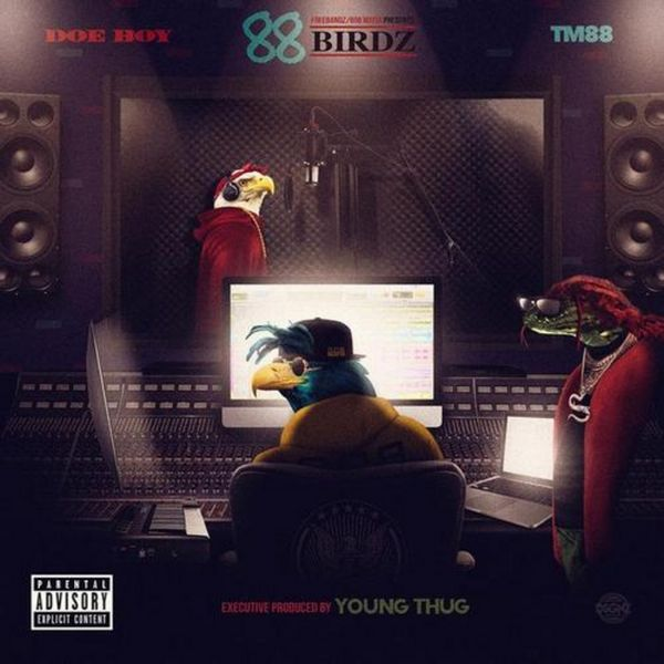 88 Birdz - Doe Boy & TM88 | MixtapeMonkey.com