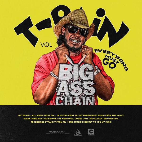 Everything Must Go Vol.2 - T-Pain | MixtapeMonkey.com