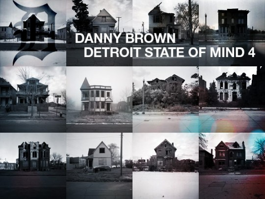 Detroit State of Mind 4  - Danny Brown | MixtapeMonkey.com
