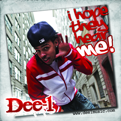 I Hope They Hear Me - Dee-1 | MixtapeMonkey.com