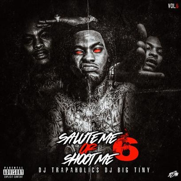 Salute Me Or Shoot Me 6 - Waka Flocka | MixtapeMonkey.com