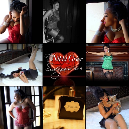 Soulgasm Vol. 6 - Nikki Grier   MixtapeMonkey.com