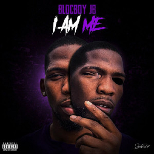 Cover BlocBoy JB - I Am Me