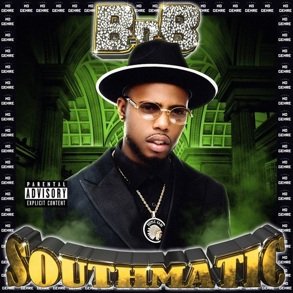 Cover B.o.B - Southmatic