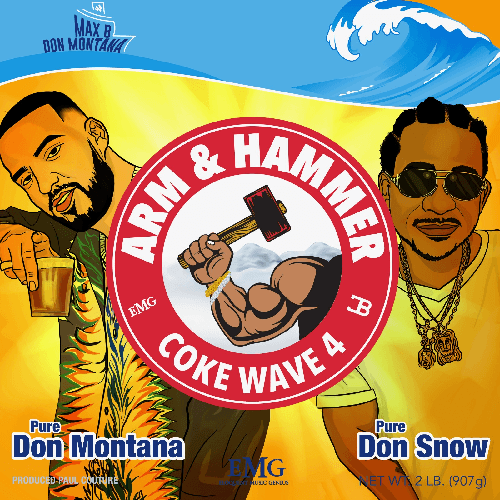 Coke Wave 4 - French Montana & Max B | MixtapeMonkey.com