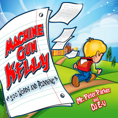 100 Words And Running - Machine Gun Kelly | MixtapeMonkey.com