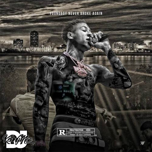 Unreleased (38 Baby Edition) - NBA YoungBoy | MixtapeMonkey.com