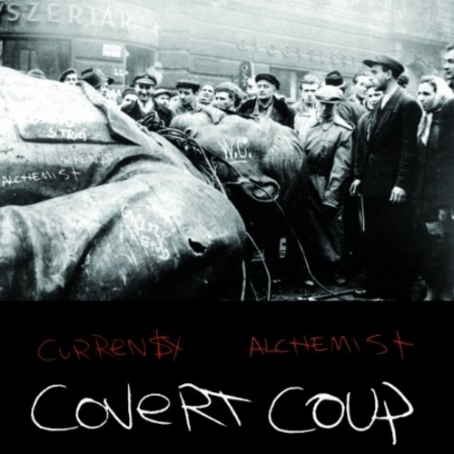 Covert Coup - Curren$y | MixtapeMonkey.com