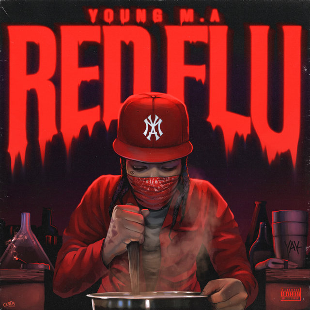 Red Flu - Young M.A | MixtapeMonkey.com