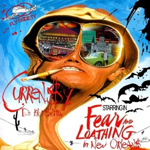 Fear And Loathing In New Orleans - Curren$y | MixtapeMonkey.com