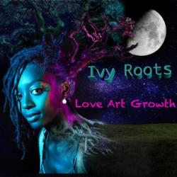 Love Art Growth - Ivy Roots