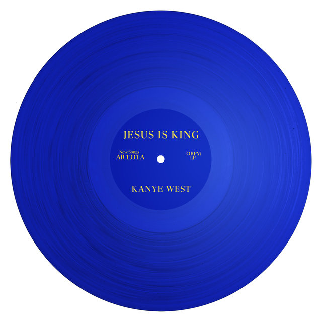 JESUS IS KING - Kanye West | MixtapeMonkey.com