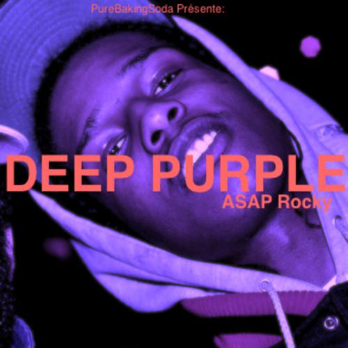 Deep Purple - A$AP Rocky | MixtapeMonkey.com