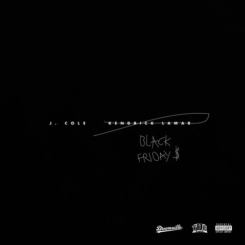 Black Friday - J. Cole | MixtapeMonkey.com