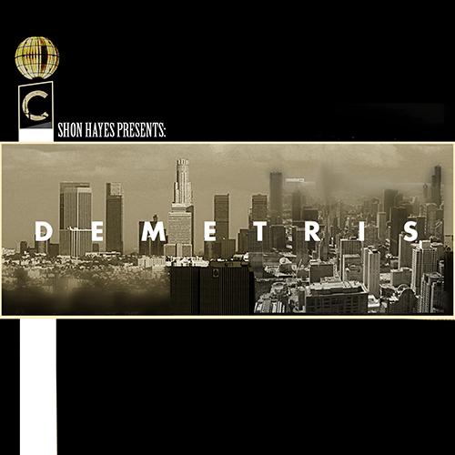 Demetris - Shon Hayes   MixtapeMonkey.com
