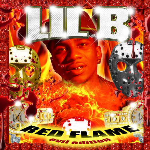 "Red Flame: Evil Edition - Lil B ""The Based God"" 