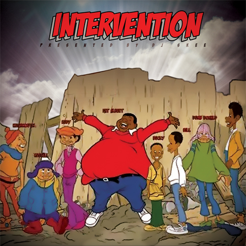 Intervention - Charles Hamilton | MixtapeMonkey.com