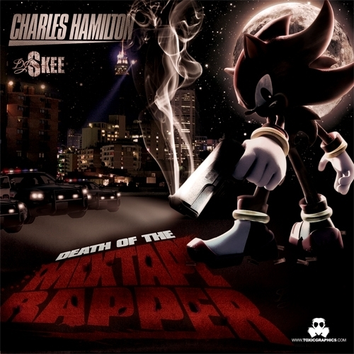 Death Of The Mixtape Rapper - Charles Hamilton | MixtapeMonkey.com