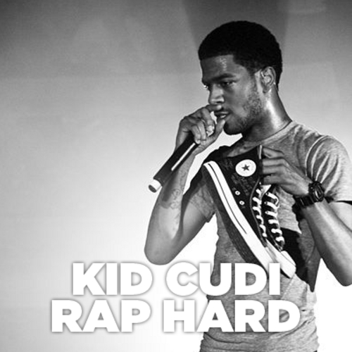 Rap Hard - Kid Cudi | MixtapeMonkey.com