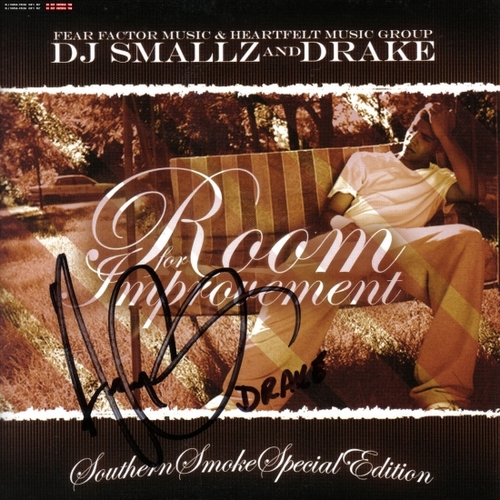 MixtapeMonkey   Drake - Room For Improvement
