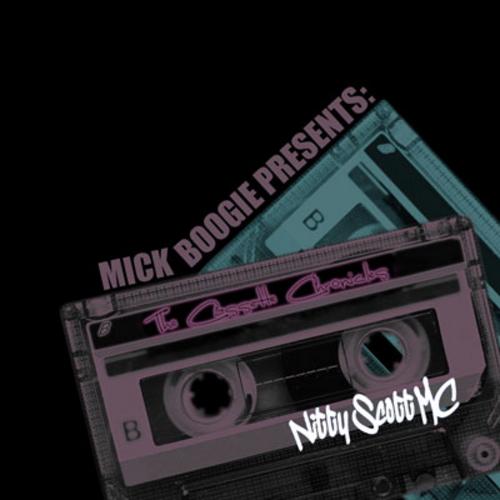 The Cassette Chronicles - Nitty Scott, MC | MixtapeMonkey.com