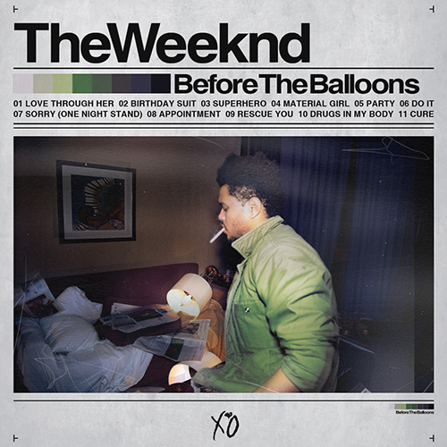 Before The Balloons - The Weeknd | MixtapeMonkey.com