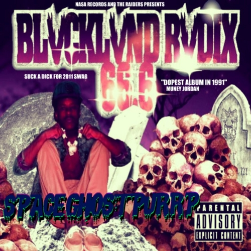 Blackland Radio 666 1991 - SpaceGhostPurrp | MixtapeMonkey.com