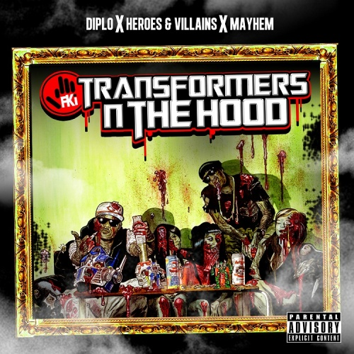 Transformers N The Hood - FKi | MixtapeMonkey.com