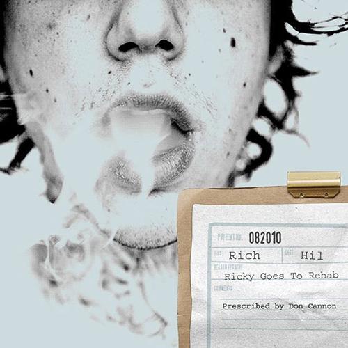 Ricky Goes To Rehab - Ricky Hil | MixtapeMonkey.com