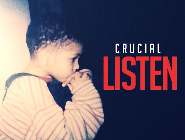 Listen - Crucial | MixtapeMonkey.com