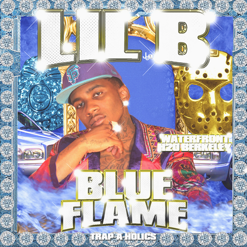 "Blue Flame - Lil B ""The Based God"" | MixtapeMonkey.com"