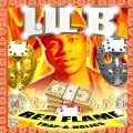 "Red Flame  - Lil B ""The Based God"""