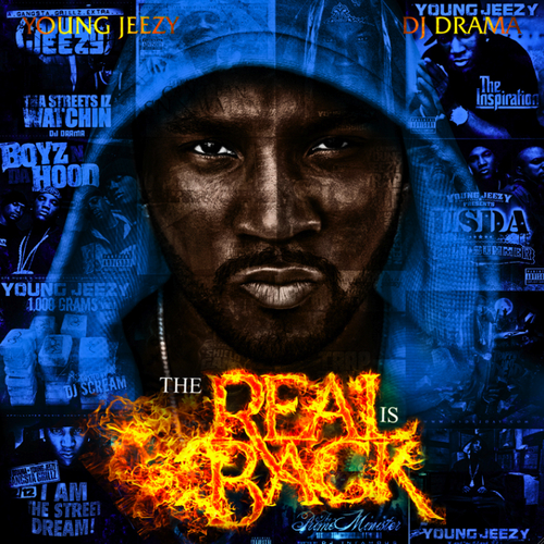 The Real Is Back - Young Jeezy | MixtapeMonkey.com
