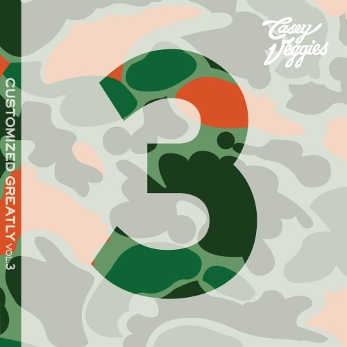 Customized Greatly 3 - Casey Veggies | MixtapeMonkey.com