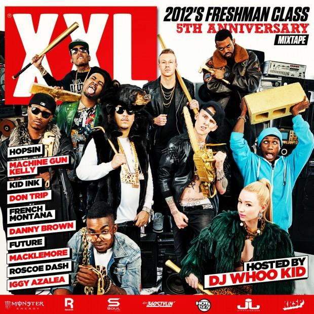 2012 XXL Freshman Class Mixtape - XXL | MixtapeMonkey.com