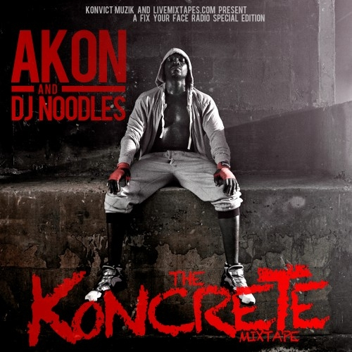 The Koncrete Mixtape - Akon | MixtapeMonkey.com