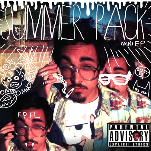 Summer Pack - Glasses | MixtapeMonkey.com