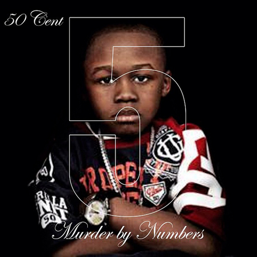 Cover 50 Cent - 5 (Murder By Numbers)