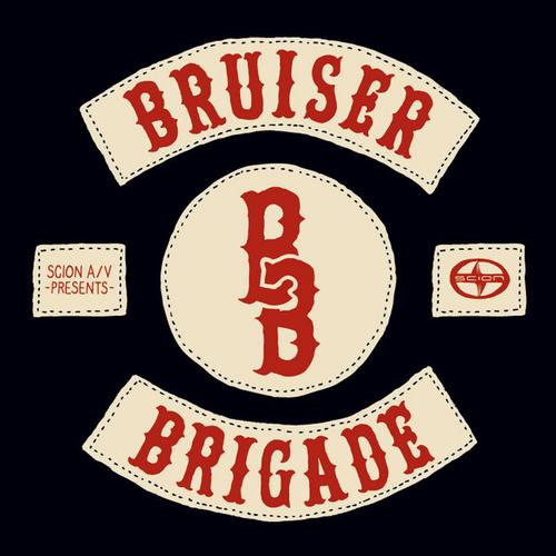 Bruiser Brigade EP - Danny Brown & Dopehead | MixtapeMonkey.com