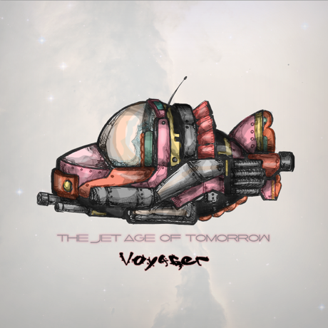 Voyager - The Jet Age Of Tomorrow | MixtapeMonkey.com