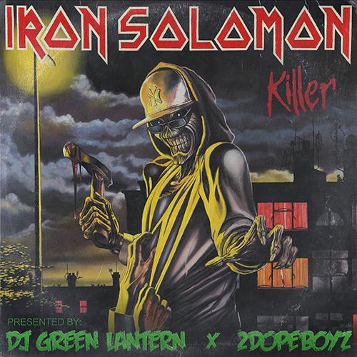 Killer - Iron Solomon | MixtapeMonkey.com